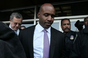 On April 13, 2011, former Major League Baseball player Barry Bonds was found guilty of obstruction of justice for lying about his use of performance-enhancing drugs.