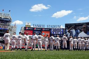 The new Yankee Stadium offers the character and charm of the old stadium, minus the odor.