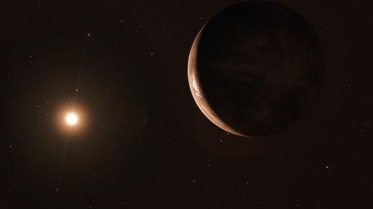 Barnard's Star B May Host Primitive Life, Kind of Like Europa