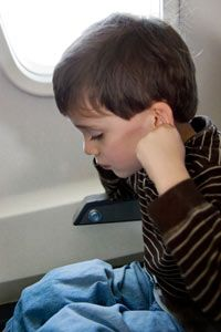 The ear pain many experience during airline travel is a common form of barotrauma.