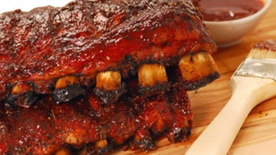 How does barbecue sauce differ from region to region?