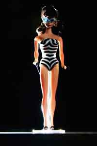 Toy Image Gallery The original Barbie was closely modeled off the German Bild Lilli doll. See more pictures of toys.