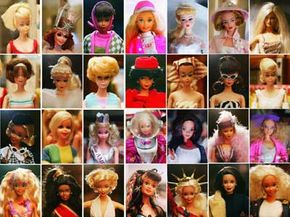 Ruth Handler's Barbie became the most popular doll in the world.