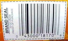 A universal bar code