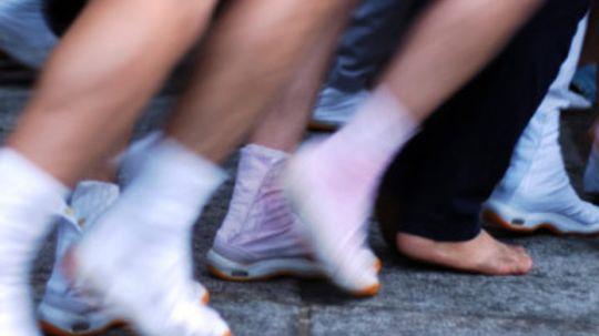 How Barefoot Running Works