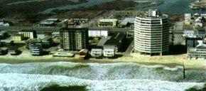 Ocean City, MD -- an urbanized barrier island