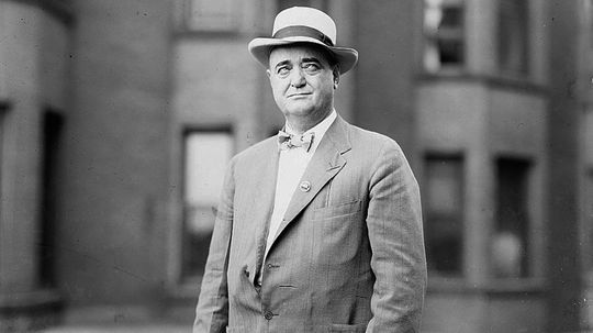 How 'Bat' Masterson Became a Wild West Icon