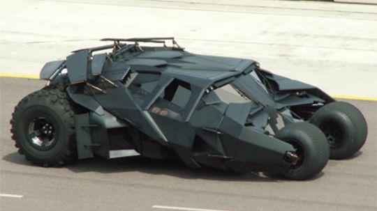 How the Batmobile Works