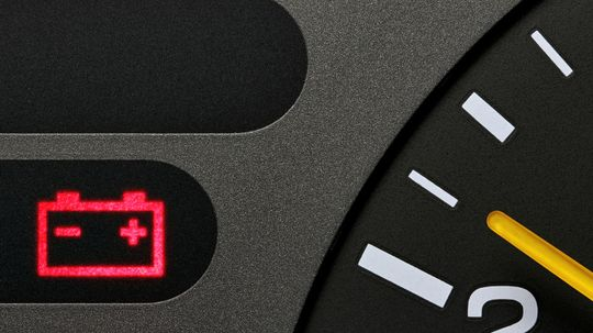 What Does the Battery Light on the Dashboard Mean?