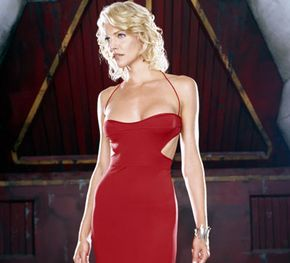 Tricia Helfer as Number Six