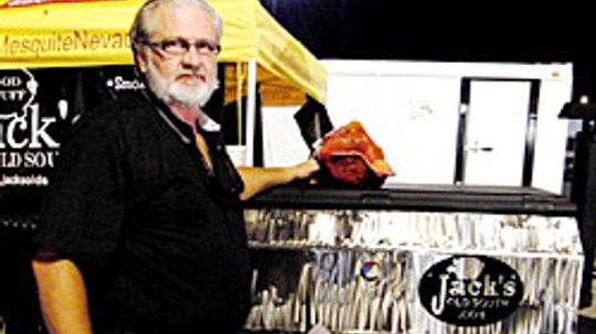 Myron Mixon -- Jack's Old South Grilling Tips