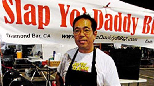Harry Soo -- Slap Yo' Daddy Grilling Tips