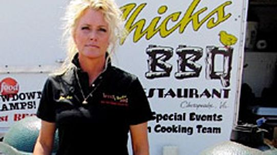Lee Ann Whippen -- Wood Chick's BBQ Grilling Tips
