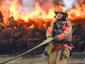 You're a CPA but you still hold dear your childhood dream of fighting fires. You can keep the number-crunching career and realize your dream too -- become a volunteer firefighter.