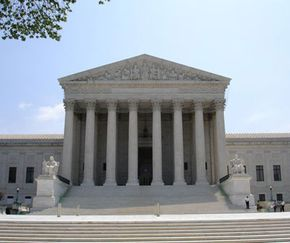 Law school could lead you to the Supreme Court one day.