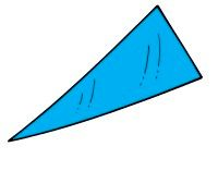Your triangles should look something like this.