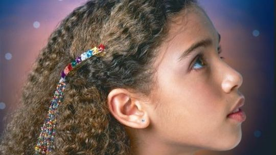 How to Make Beaded Hair Barrettes