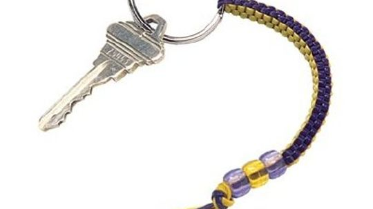 How to Make Beaded Key Chains