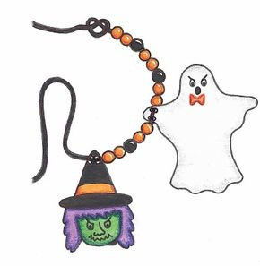 Complete your Halloween costume with
