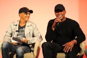 """Iovine和Dr. Dre谈论他们的Beats产品""""border="""