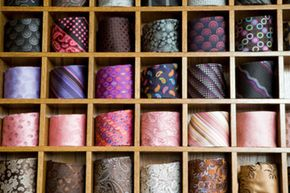 Now, that's some organized fabric.
