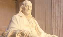 Benjamin Franklin's influence on modern life is enormous.