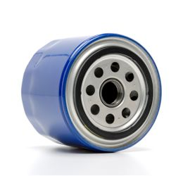 Most oil filters remove particles as small as 25 microns (about 1/1000th of an inch) -- but even the best oil filters can't keep every particle out of the system.