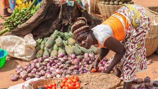 Male and Female Farmers Cope Differently with Climate Change