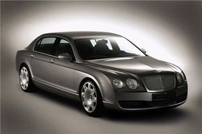 Image Gallery: Bentleys The Bentley Continental Flying Spur. See more Bentley pictures.