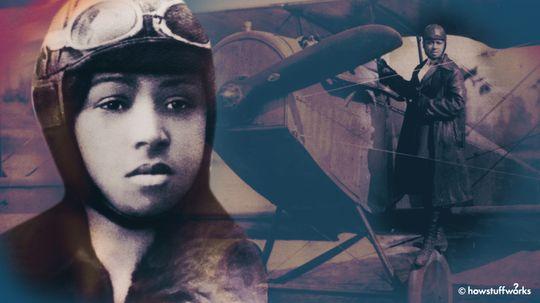 Bessie Coleman: America's First Black Female Aviatrix