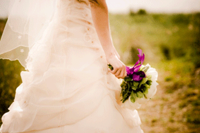 For spring brides, the floral options for bouquets are nearly endless. See more bridal bouquet pictures.