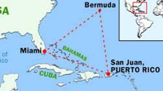 Bermuda Triangle Pictures