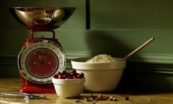 A reliable kitchen scale will make your measurements more accurate.