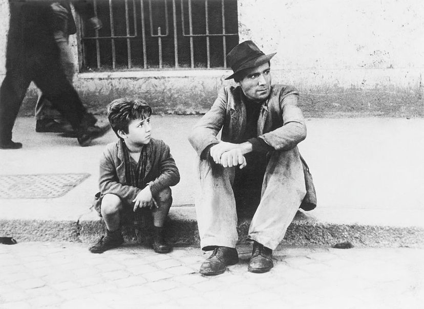 bicycle thief, bicycle thieves