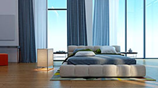 Tips and Tricks to Make Your Bedroom Feel Bigger