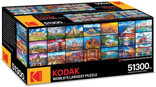 What Are the World's Biggest and Baddest Jigsaw Puzzles?