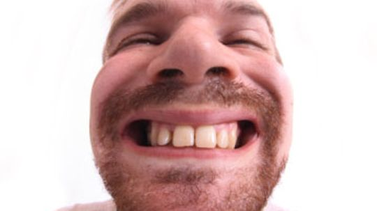 Can big teeth be shaved down?