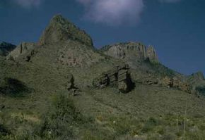 National Parks Image Gallery The Chisos Mountains are a complex geological wonderland. See more pictures of national parks.