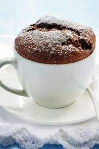 Some astronomers think the universe may eventually act like an ill-fated soufflé, unlike this one, which looks nicely expanded and ready to eat.