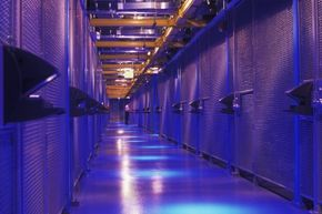 Server farms like this one in San Jose, Calif. are processing massive amounts of data in an effort to identify patterns and associations.