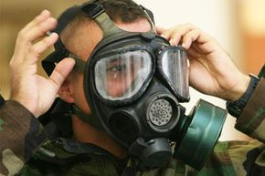 Chemical and biological agents can spread through the air, water and food supplies.