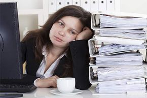 That urge to sleep after lunch is related to your circadian rhythms.