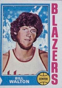 Bill Walton is considered to be one of the most versatile centers of all time. See more pictures of basketball.
