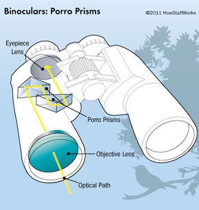 You checked out the roof prism pair on the first page. Here's its main competition: Porro prism binoculars.