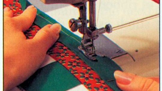 Binding Quilts