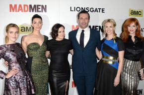 Groans and sighs were heard from Mad Men enthusiasts everywhere when the series ended in May 2015.