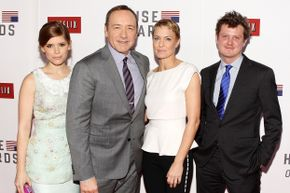 Frank Underwood's insatiable greed for power keeps binge-watchers hooked season after season.
