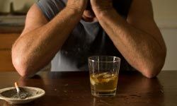 Many people with bipolar disorder are also frequent or heavy users of alcohol and non-prescription drugs.