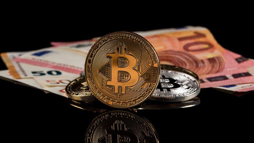 Bitcoin, Euro