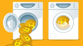 cryptocurrency, laundering
